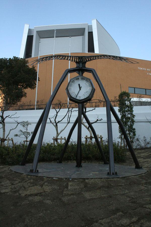9Winged clocktower(総合芸術高校
